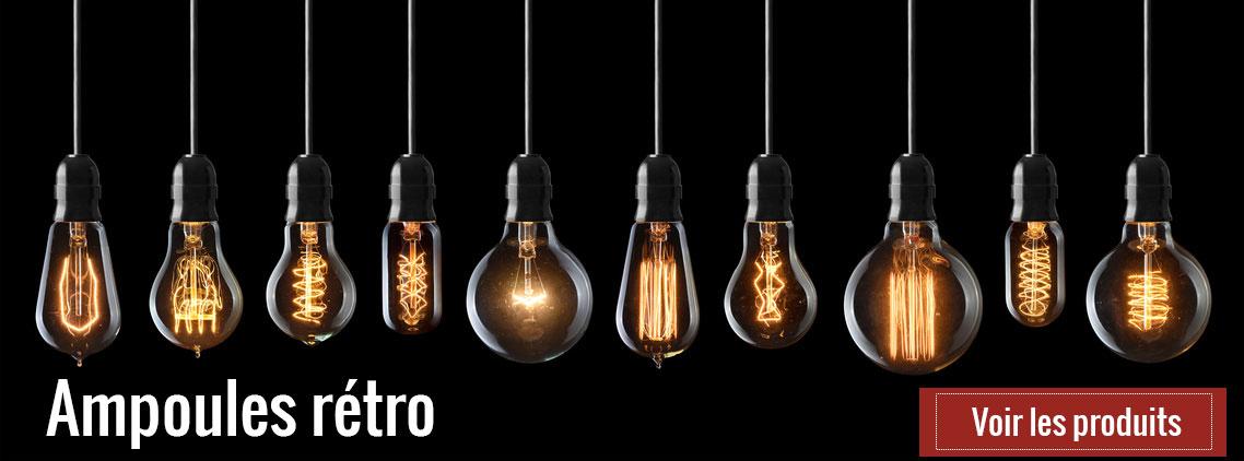 ampoule r tro les ampoules vintage pour la d co. Black Bedroom Furniture Sets. Home Design Ideas
