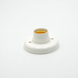 Applique blanche plastique