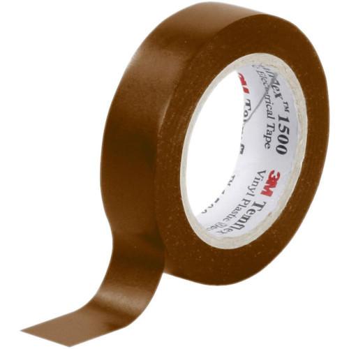 Ruban adhésif isolant brun