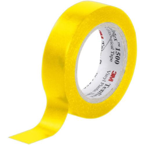 Ruban adhésif isolant jaune