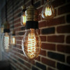 Ampoule déco vintage Seattle 60W, E27