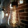 Ampoule déco vintage Lexington 60W, E27