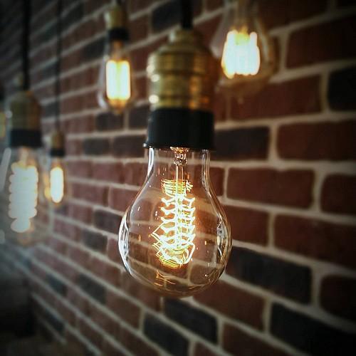 Ampoule déco vintage Philadelphia 60W, E27