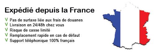 Ampoules françaises