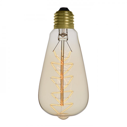 Ampoule déco vintage Lexington 40W, E27