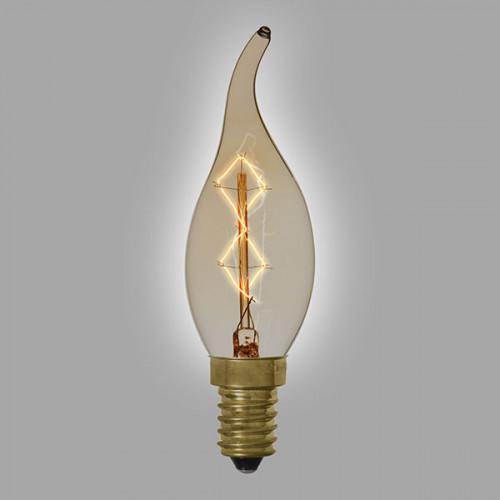 Ampoule déco vintage New-York 40W, E14