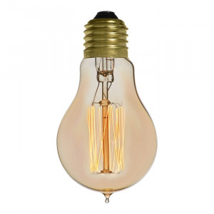 Ampoule déco vintage Denver 60W, E27