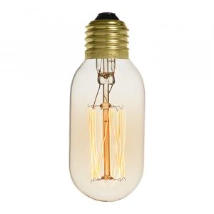 Ampoule déco vintage Détroit 60W, E27