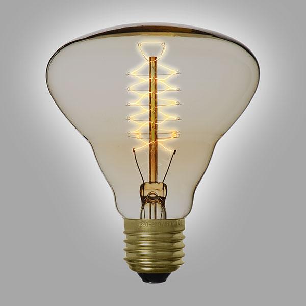 ampoule filament vintage r95a. Black Bedroom Furniture Sets. Home Design Ideas