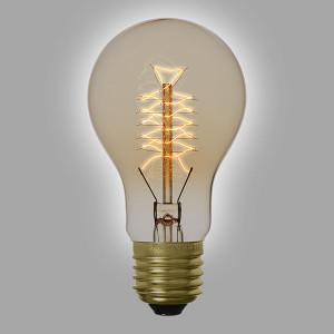 Ampoule déco vintage Philadelphia 40W, E27