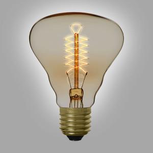Ampoule déco vintage Houston 80mm, 40W, E27