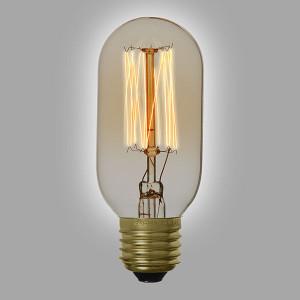 Ampoule déco vintage Détroit 40W, E27