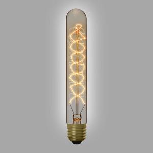 Ampoule déco vintage Nashville, 185mm, 40W, E27