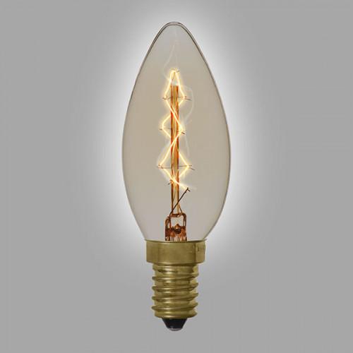 Ampoule déco vintage Boston 60W, E14