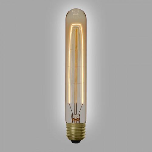 Ampoule déco vintage Knoxville, 185mm, 60W E27