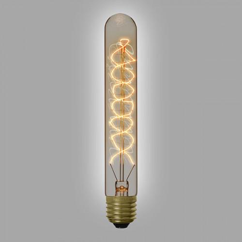 Ampoule déco vintage Nashville, 185mm, 60W, E27