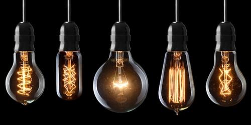 Ampoules à filament carbone