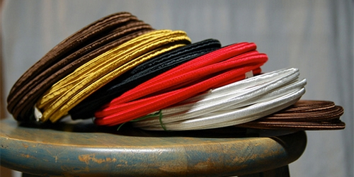Câble textile